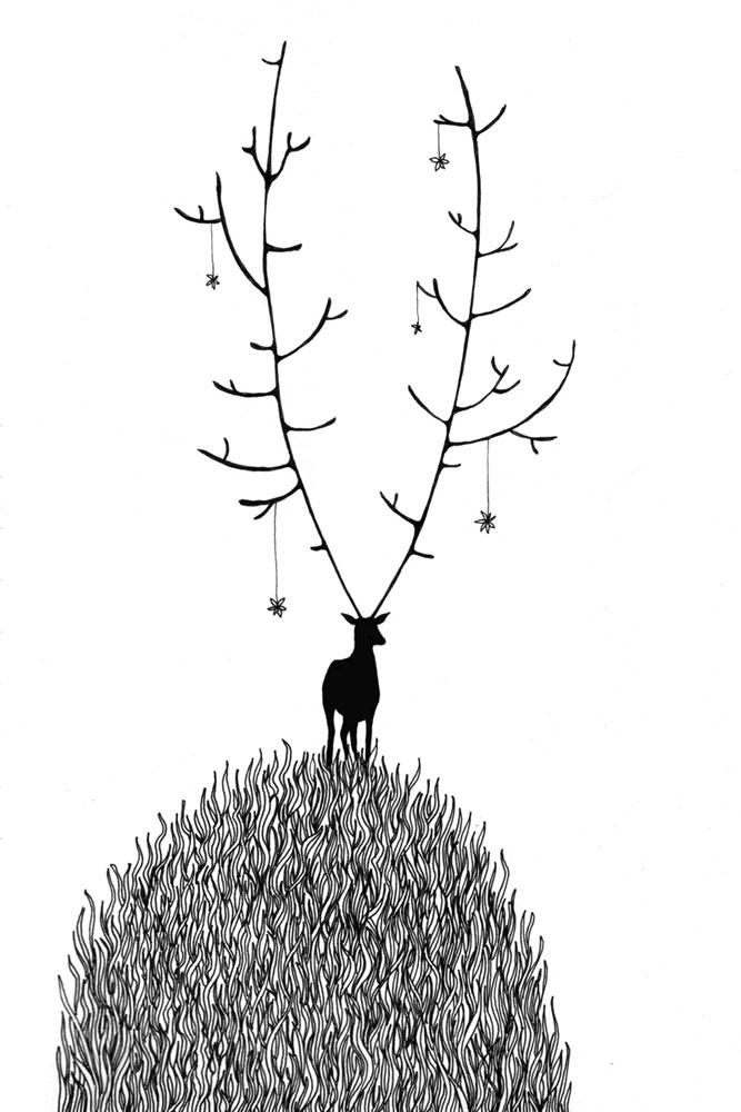 Aleksandra Kabakova - Lucky Deer