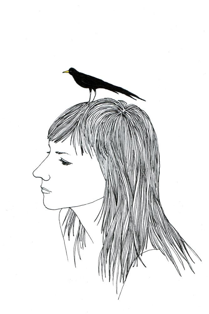 Aleksandra Kabakova - Turn into a bird